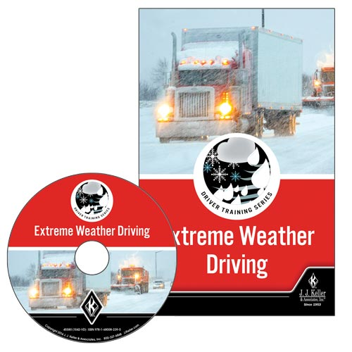 Extreme Weather: Driver Training Series - DVD Training (09259)