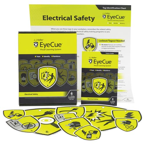 Electrical Safety Training - EyeCue® Starter Pack (09243)