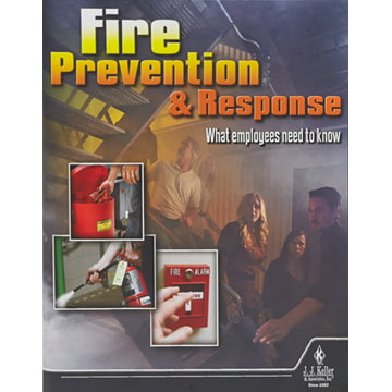 Fire Prevention & Response: What Employees Need to Know - Streaming Video Training Program (09029)