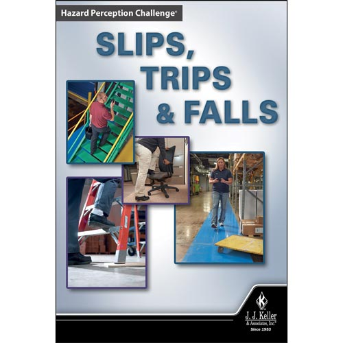 Slips, Trips, and Falls: Hazard Perception Challenge - Streaming Video Training Program (09283)