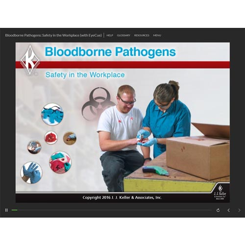 Bloodborne Pathogens Training - Online Course (09313)