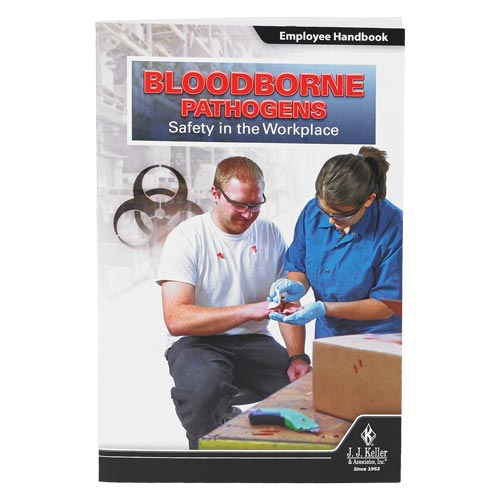 Bloodborne Pathogens: Safety in the Workplace Training Program - Employee Handbook (09316)