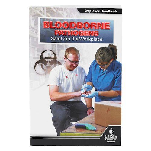 Bloodborne Pathogens: Safety in the Workplace Training - Employee Handbook (09316)