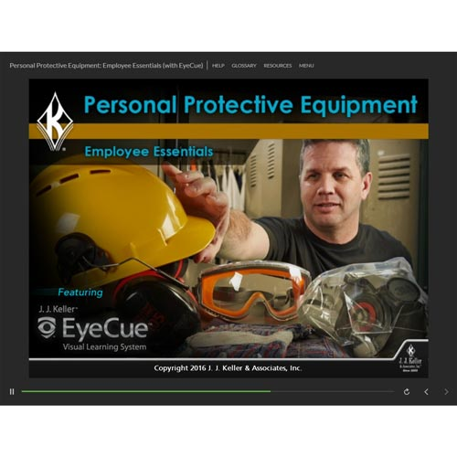 Personal Protective Equipment: Employee Essentials - Online Training Course (09328)