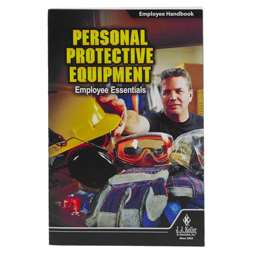 Personal Protective Equipment: Employee Essentials - Employee Handbook (09330)