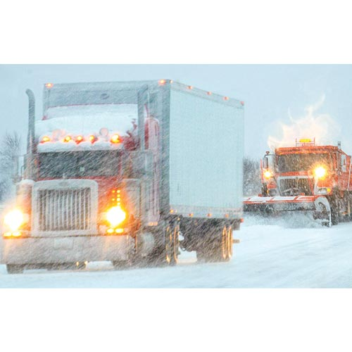 Extreme Weather: Driver Training Series - Online Course (09353)