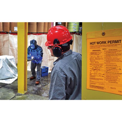 Hot Work: Safety Operations Training - Online Training Course (09355)