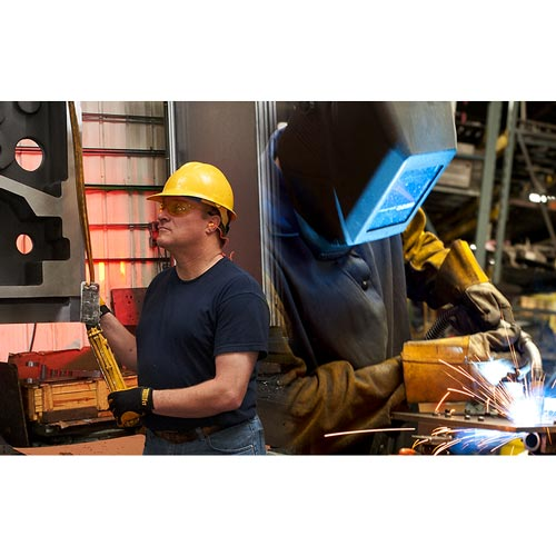Head, Eye & Face Protection: PPE Employee Essentials - Spanish