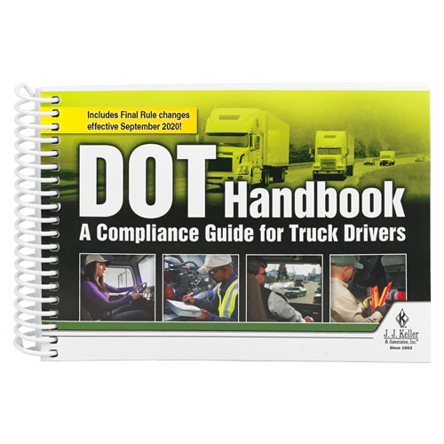 dot handbook  a compliance guide for truck drivers