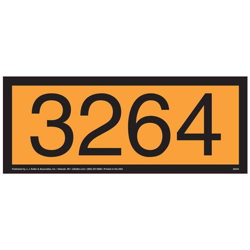 3264 Orange Panel (09501)