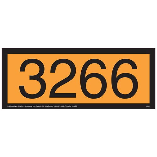 3266 Orange Panel (09503)