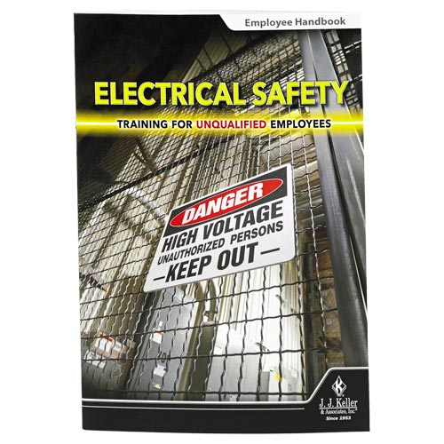 Electrical Safety: Training for Unqualified Employees - Employee Handbook (09530)