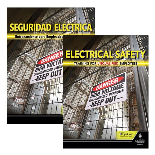 Electrical Safety: Training for Unqualified Employees - Streaming Video Training Program (09532)