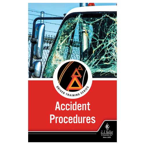 Accident Procedures: Driver Training Series - Trainer Guide (010510)
