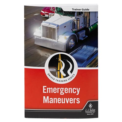 Emergency Maneuvers: Driver Training Series - Trainer Guide (010506)