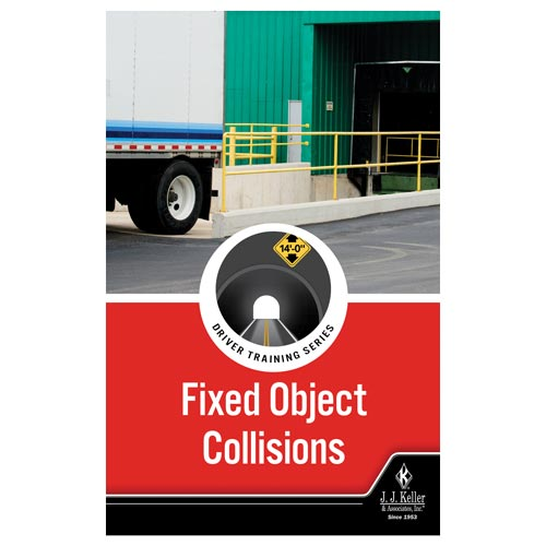 Fixed Object Collisions: Driver Training Series - Trainer Guide (010514)