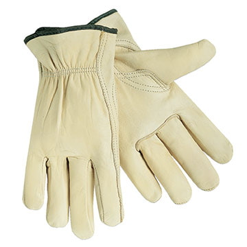 MCR Safety® Grain Cow Leather 3211 Driver Gloves (011188)
