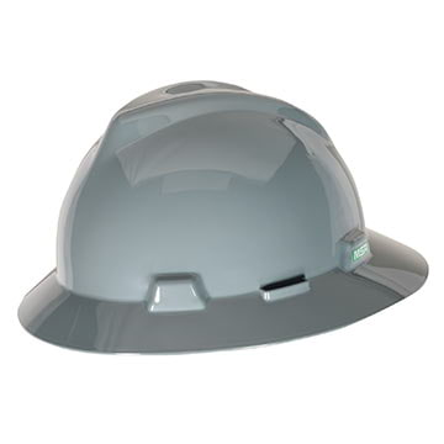 MSA® V-Gard Staz-On Pinlock Hard Hat (011236)