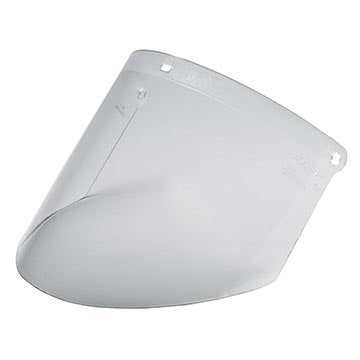 3M™ Faceshields Clear Molded Propionate Faceshield (011244)