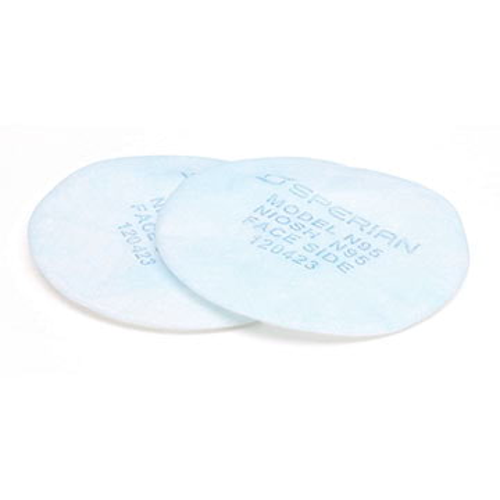 Sperian® Survivair S-Series N95 Pad Filter (011410)