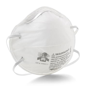 3M™ Disposable R95 Economy Particulate Respirator (011429)