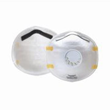 Gerson® Disposable N95 Low-Profile Particulate Respirator w/Valve (011444)