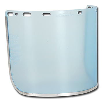 MCR Safety® PETG Aluminum Bound Faceshield (011268)