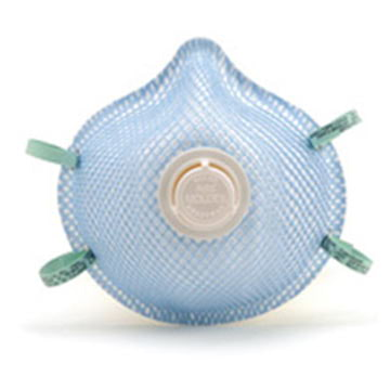 Moldex® MD/LG N95 Disposable 2-Strap Particulate Respirator w/Valve (011458)