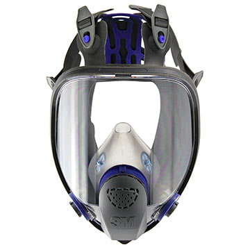 3M™ Reusable Ultimate FX Full Facepiece FF-400 Series Respirator (011464)