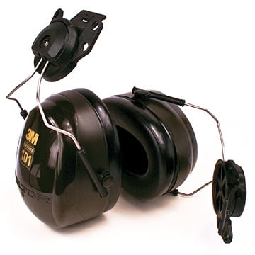 3M™ Peltor™ Optime™ 101 Series Cap-Mount Earmuff (011280)