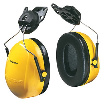 3M™ Peltor™ Optime™ 98 Series Cap-Mount Earmuffs (011287)