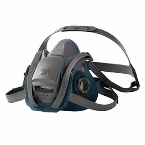 3M™ Reusable 6500 Series Quick Latch Rugged Comfort Half Facepiece Respirator (011475)