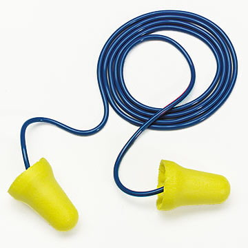 3M™ E-A-R™ E-Z-Fit™ Corded Earplugs (011311)