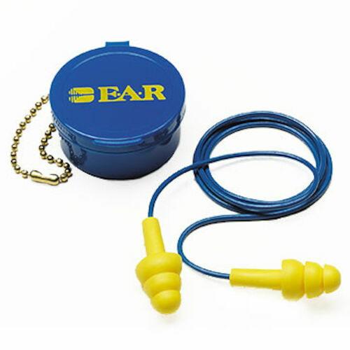 3M™ E-A-R™ Corded UltraFit™ Earplugs w/Carrying Case (011319)