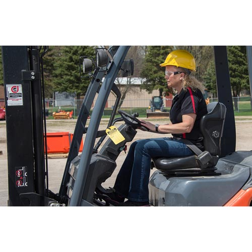 Forklift Hazard Perception Challenge - Advanced Safety Awareness - Online Training Course (07927)