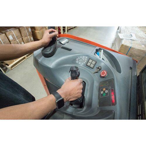 Forklift Hazard Perception Challenge -  Basic Safety Awareness