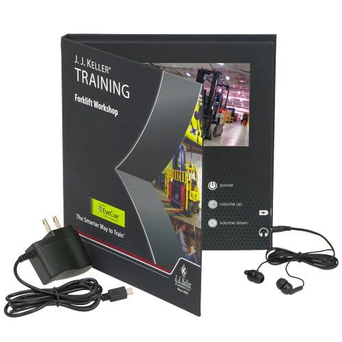 The Forklift Workshop - Video Training Book (011626)