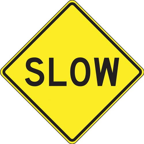 Slow Sign (010191)