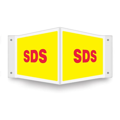 SDS - Projection Sign (010216)