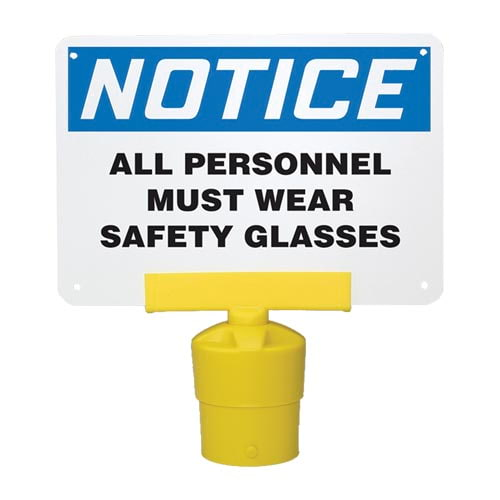 Blockade Sign Clamp Accessory (010277)
