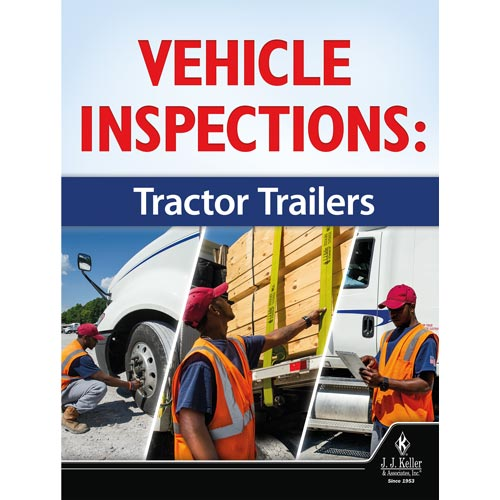 Vehicle Inspections: Tractor Trailers - Pay Per View Training Program (010553)