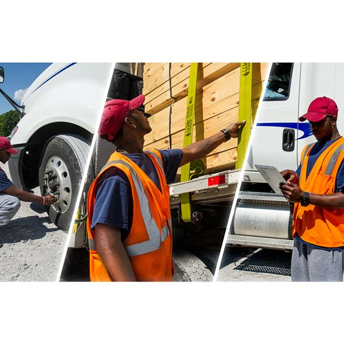 Vehicle Inspections: Tractor Trailers - Online Training Course (010555)