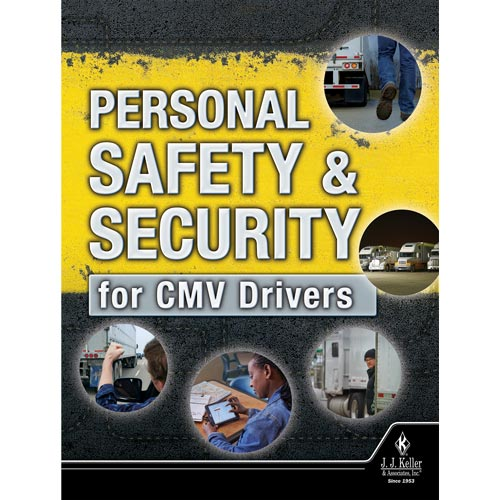Personal Safety & Security for CMV Drivers - Streaming Video Training Program (010559)