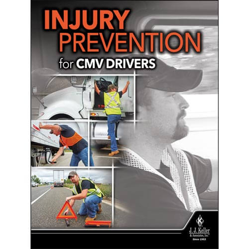 Injury Prevention for CMV Drivers - Pay Per View Training (010565)