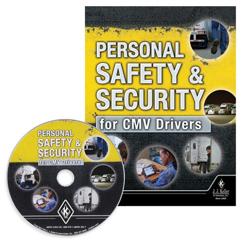 Personal Safety & Security for CMV Drivers - DVD Training (010558)