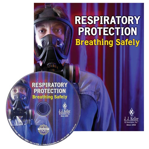 Respiratory Protection: Breathing Safely - DVD Training Program (00521)