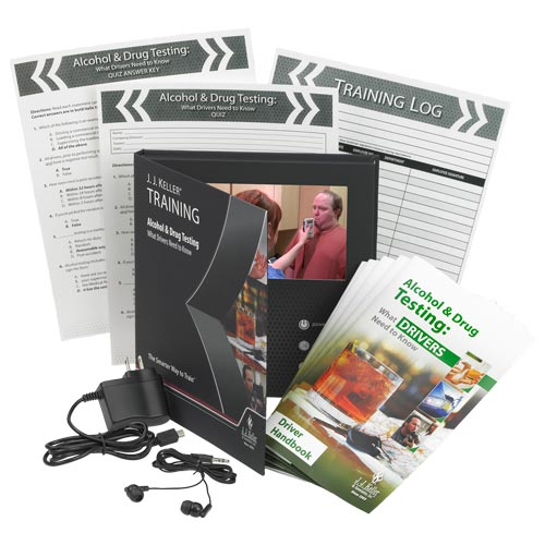 driver log book training video