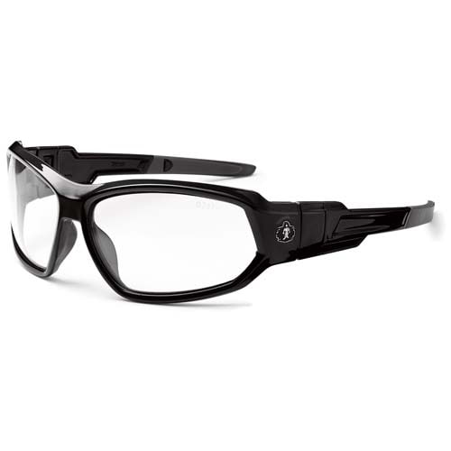 Ergodyne® Skullerz® Loki Black Frame Safety Glasses/Goggles (010744)