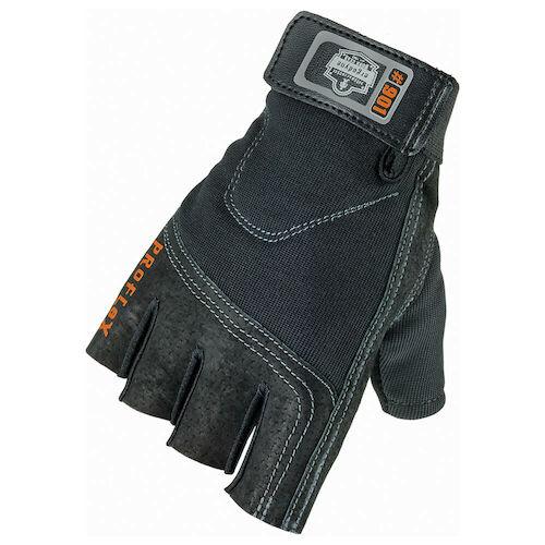 Ergodyne® ProFlex® Half-Finger Impact Gloves (010747)