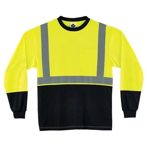 Ergodyne® GloWear® Type R Class 2 Long-Sleeve T-Shirt (010755)